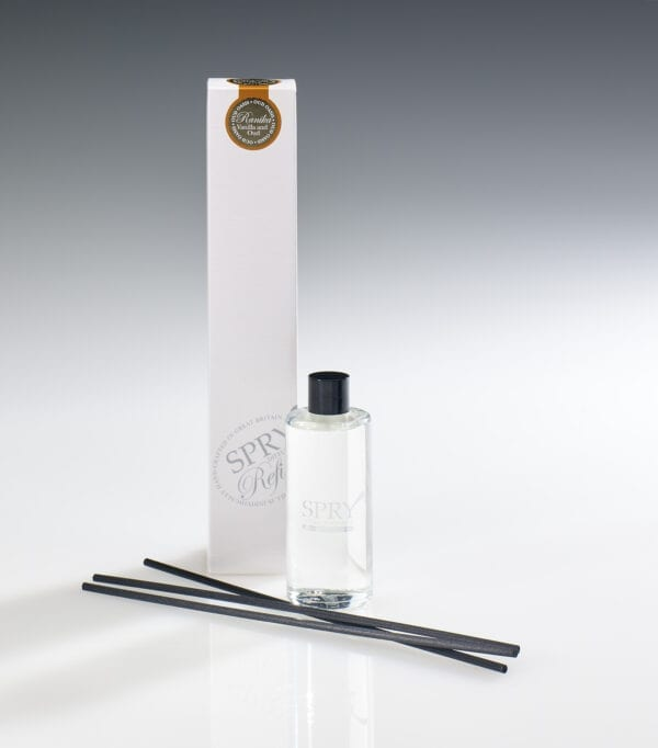 Spry Candles - 100ml Reed Refills Ranika