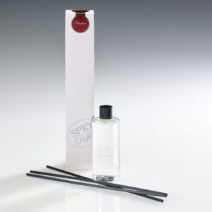 Spry Candles - 100ml Reed Refills Rasleen