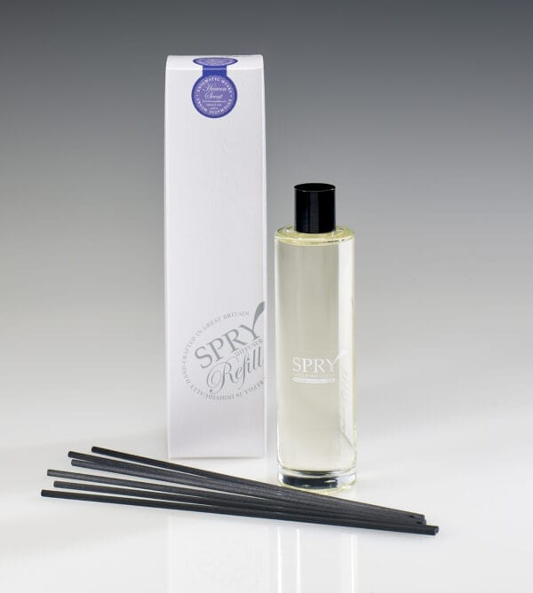Spry Candles - 225ml Reed Refill Heaven Scent