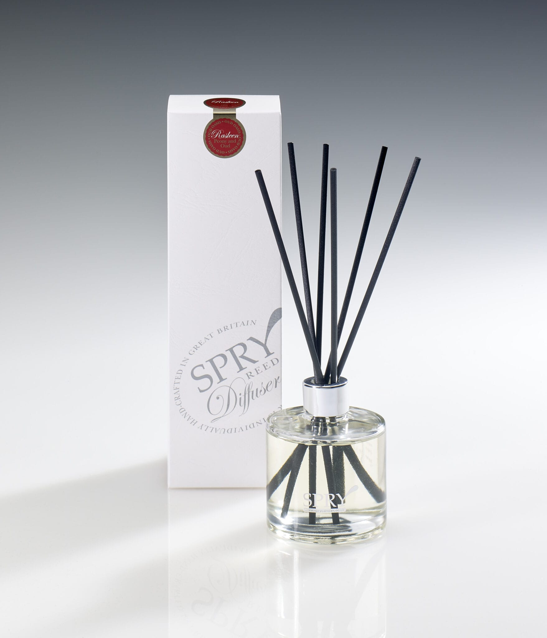 Spry Candles - Diffuser 200ml Rasleen