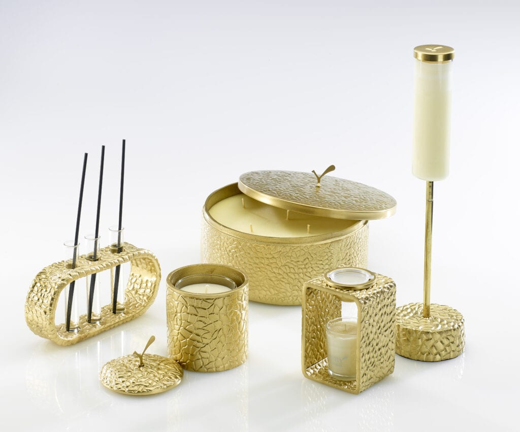 Spry Candles - The Gold Collection