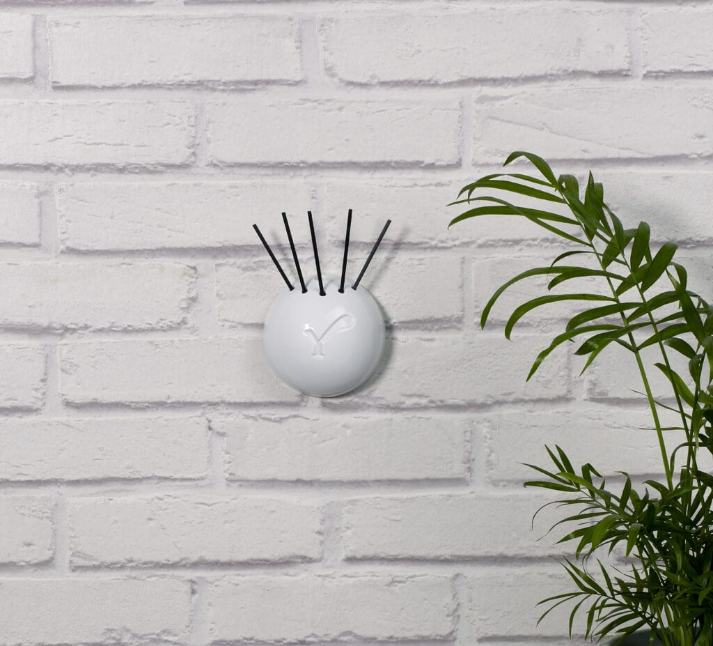 Spry Candles - Hanging Diffuser in Use 05