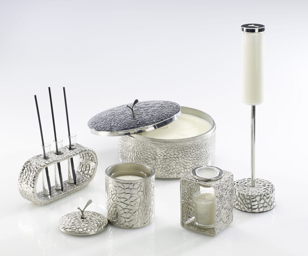 Spry Candles - The Platinum Collection