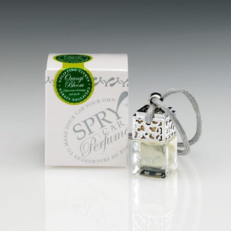 Spry Candles Car Perfumes