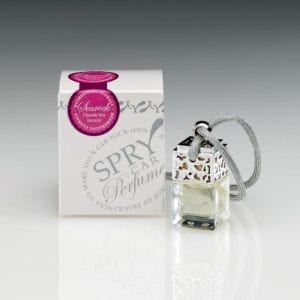Sea Rock Mesmerising Florals Car Perfume-0